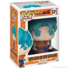 Figuras y Muñecos Manga: SUPER SAIYAN GOD SUPER SAIYAN GOKU (FUNKO POP). Lote 156107869
