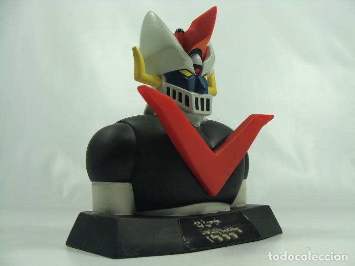 Figuras y Muñecos Manga: Guardallaves / Busto de Gran Mazinger - Key Stocker - Hecho por Banpresto en 1999 - Foto 2 - 121878343