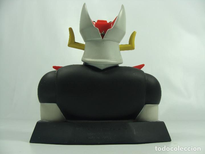 Figuras y Muñecos Manga: Guardallaves / Busto de Gran Mazinger - Key Stocker - Hecho por Banpresto en 1999 - Foto 4 - 121878343