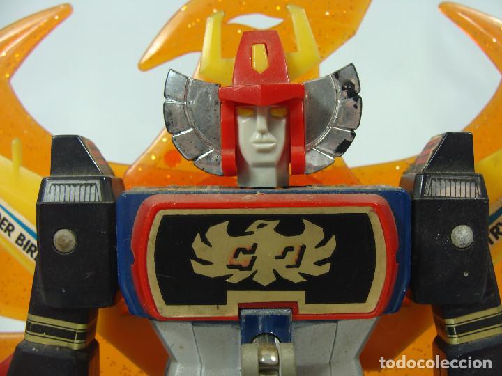 Figuras y Muñecos Manga: Tryder G7 / Trider G7 - Robot die-cast - Hecho por Clover en Japón en 1980 - Foto 5 - 121901379