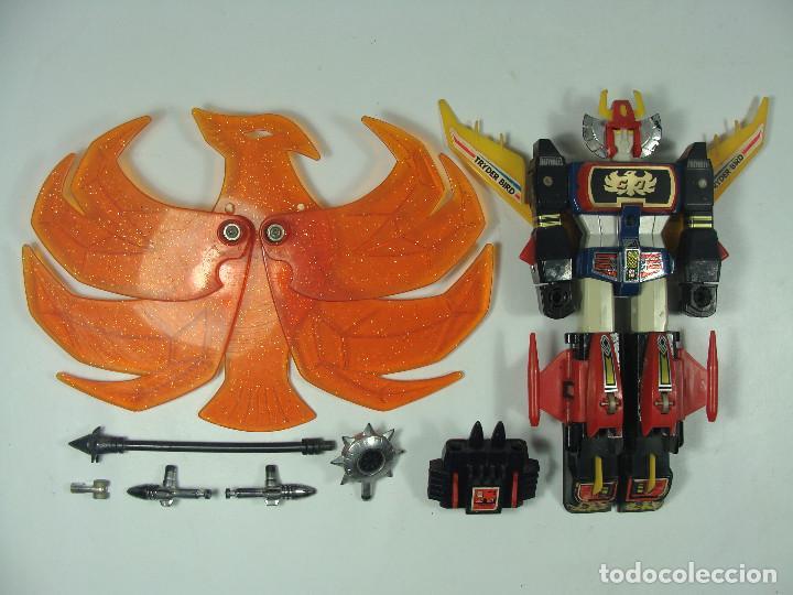 Figuras y Muñecos Manga: Tryder G7 / Trider G7 - Robot die-cast - Hecho por Clover en Japón en 1980 - Foto 8 - 121901379