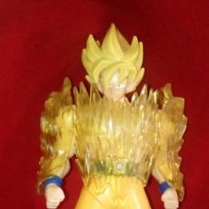 Figuras y Muñecos Manga: DIFICIL FIGURA DE 22 CM - DRAGON BALL SON GOKU - SUPER SAIYAN POWER BOOSTER 2008. Lote 122475519