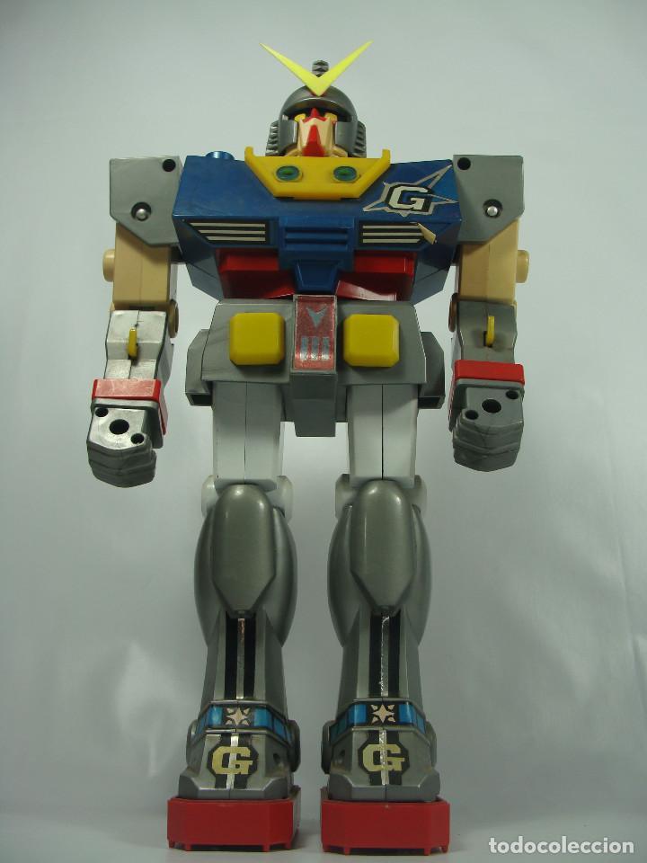 Figuras y Muñecos Manga: Gundam RX-78 Junior Machinder (Grande) Fabricado por Ceppi Ratti en Italia en 1979 - Pieza muy rara - Foto 9 - 122649087