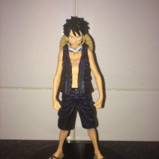 Figuras y Muñecos Manga: FIGURA LUFFY DXF THE GRANDLINE MEN ONE PIECE FILM GOLD VOL.6 BANPRESTO , TENGO MÁS MIRA MIS LOTES. Lote 123135211