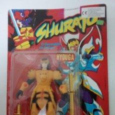 Figuras y Muñecos Manga: JUGUETE EN SU CAJA ORIGINAL SHURATO - (ANIME) ANOS 80 - SALIDA 1€. Lote 125245235