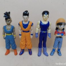 Figuras y Muñecos Manga: LOTE FIGURAS DRAGON BALL GT 1996 S.T.A.. Lote 127503967