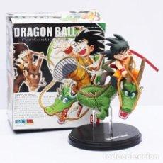 Figuras y Muñecos Manga: FIGURA SON GOKU & SHENRON DRAGON BALL (VER DESCRIPCIÓN). Lote 130080635