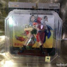 Figuras y Muñecos Manga: FIGURA STREET FIGHTER CAMMY GREEN DE CAPCOM. Lote 130542630