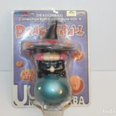 Figuras y Muñecos Manga: DRAGON BALL URANAI BABA BANPRESTO COLLECYION SOFT VINYL FIGURE VOL.4 - 2008. Lote 132141458