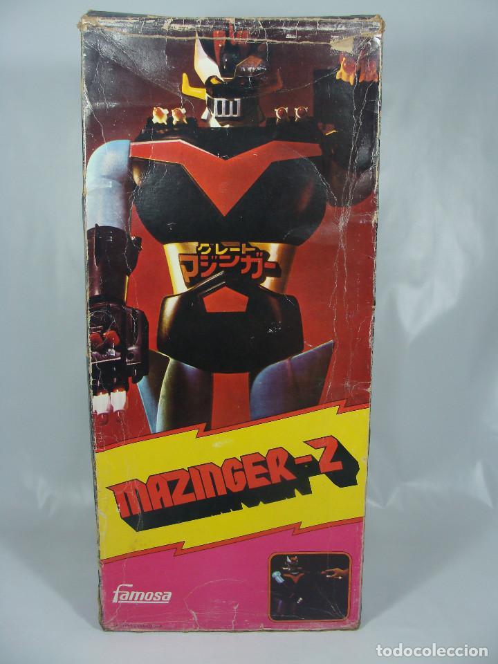 Figuras y Muñecos Manga: Dragun Getter Dragon Jumbo Machinder Fabricado por Famosa en Venezuela con moldes Nacoral - Mazinger - Foto 4 - 133240730