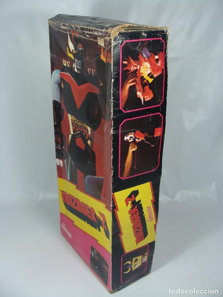Figuras y Muñecos Manga: Dragun Getter Dragon Jumbo Machinder Fabricado por Famosa en Venezuela con moldes Nacoral - Mazinger - Foto 5 - 133240730