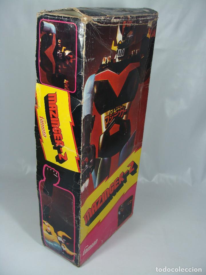 Figuras y Muñecos Manga: Dragun Getter Dragon Jumbo Machinder Fabricado por Famosa en Venezuela con moldes Nacoral - Mazinger - Foto 6 - 133240730