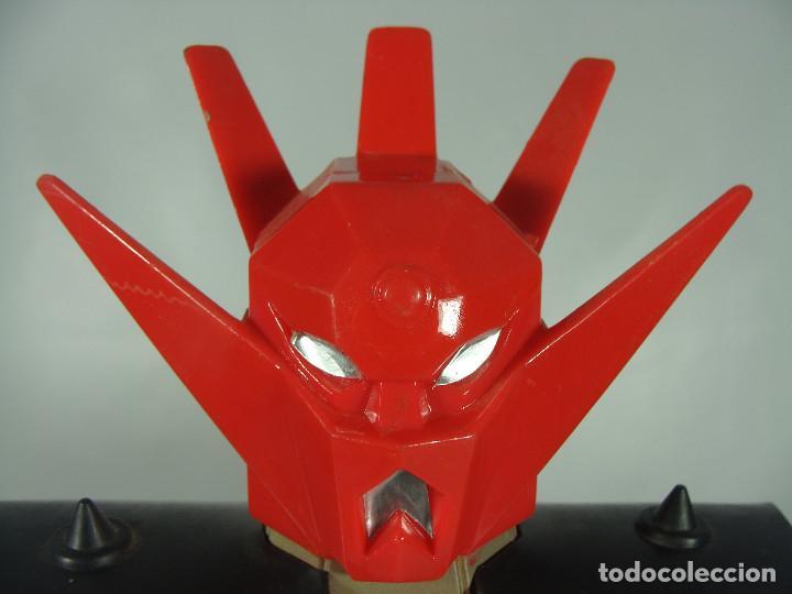 Figuras y Muñecos Manga: Dragun Getter Dragon Jumbo Machinder Fabricado por Famosa en Venezuela con moldes Nacoral - Mazinger - Foto 16 - 133240730