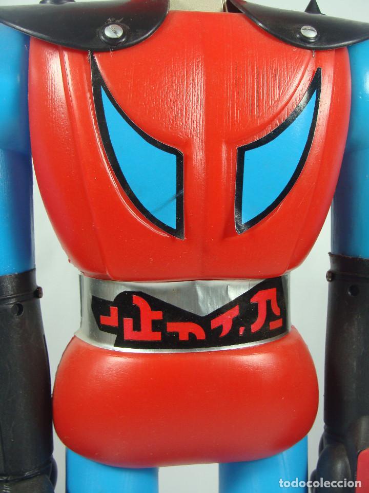 Figuras y Muñecos Manga: Dragun Getter Dragon Jumbo Machinder Fabricado por Famosa en Venezuela con moldes Nacoral - Mazinger - Foto 17 - 133240730