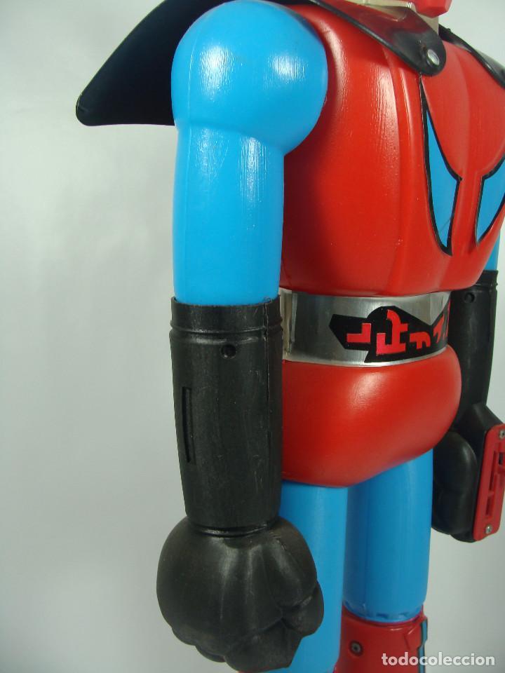 Figuras y Muñecos Manga: Dragun Getter Dragon Jumbo Machinder Fabricado por Famosa en Venezuela con moldes Nacoral - Mazinger - Foto 18 - 133240730