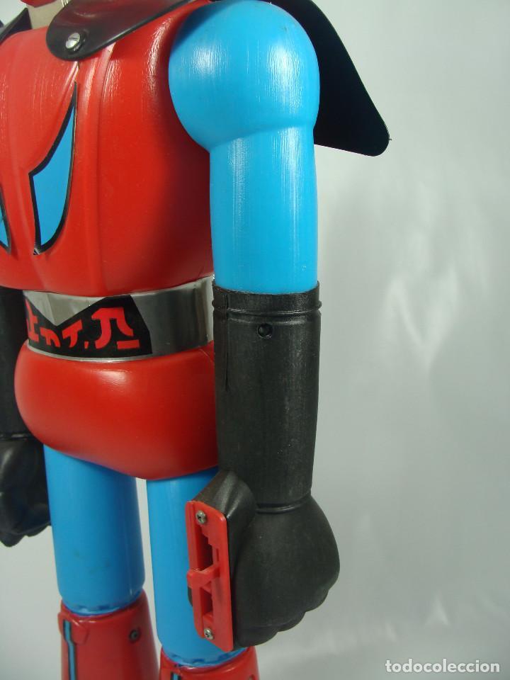 Figuras y Muñecos Manga: Dragun Getter Dragon Jumbo Machinder Fabricado por Famosa en Venezuela con moldes Nacoral - Mazinger - Foto 19 - 133240730