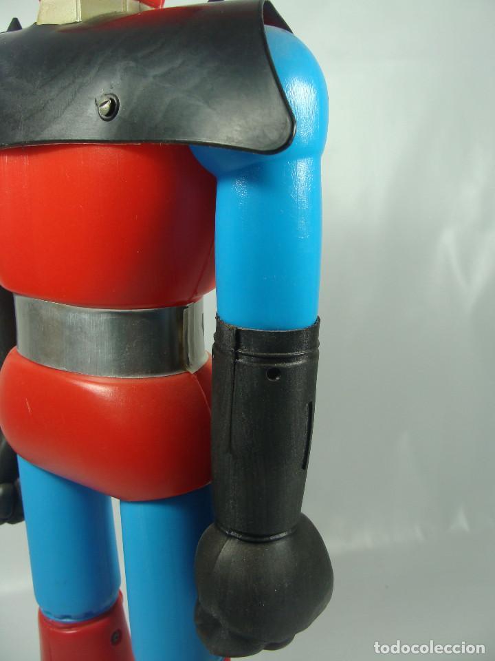 Figuras y Muñecos Manga: Dragun Getter Dragon Jumbo Machinder Fabricado por Famosa en Venezuela con moldes Nacoral - Mazinger - Foto 27 - 133240730