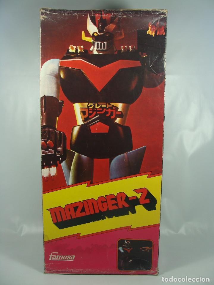 Figuras y Muñecos Manga: Daimos Dinamo Jumbo Machinder Fabricado por Famosa en Venezuela con moldes Nacoral - Mazinger - Foto 4 - 133244026