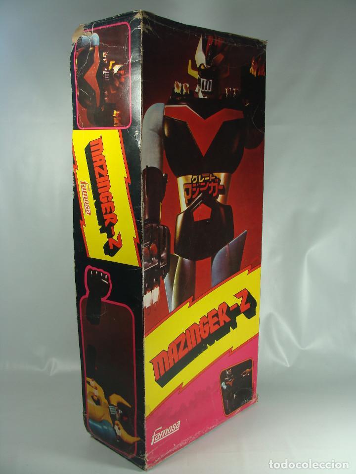 Figuras y Muñecos Manga: Daimos Dinamo Jumbo Machinder Fabricado por Famosa en Venezuela con moldes Nacoral - Mazinger - Foto 6 - 133244026