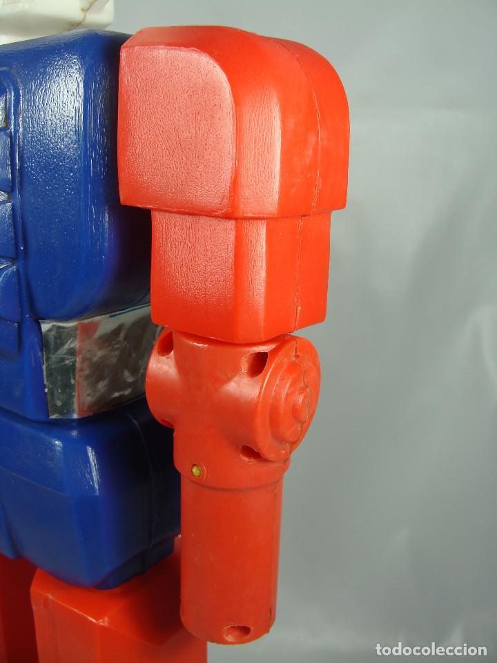 Figuras y Muñecos Manga: Daimos Dinamo Jumbo Machinder Fabricado por Famosa en Venezuela con moldes Nacoral - Mazinger - Foto 30 - 133244026