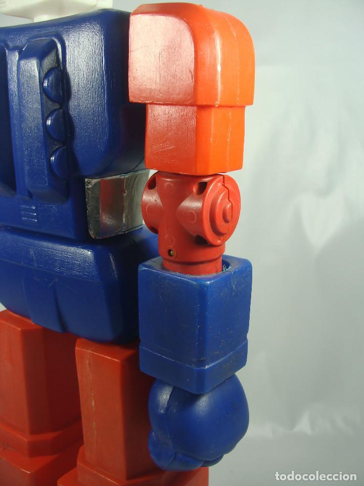 Figuras y Muñecos Manga: Daimos Dinamo Jumbo Machinder Fabricado por Famosa en Venezuela con moldes Nacoral - Mazinger - Foto 20 - 133287826