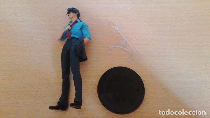 Figuras y Muñecos Manga: Figura Ryoji Kaji 16cm (Neon Genesis Evangelion) BANPRESTO - Foto 4 - 134846518