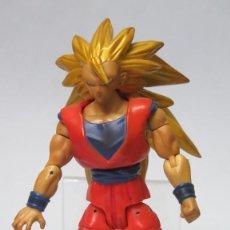 Figuras y Muñecos Manga: FIGURA GOKU SUPER SAIYAN 3. Lote 136204918