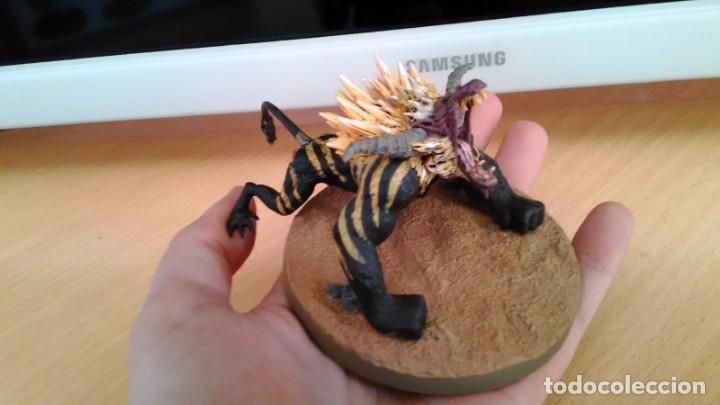 Figuras y Muñecos Manga: Monster Hunter: Figura Pelagus Rajang Capcom Figure Builder / BANDAI - Foto 2 - 136320998