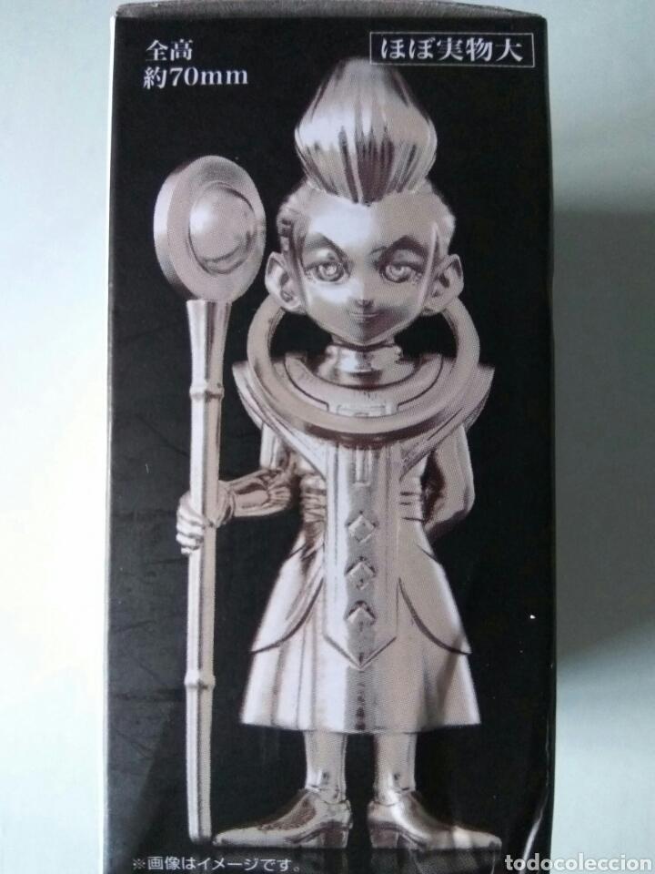 Figuras y Muñecos Manga: Figura metal Tamashii Whis Dragon ball Super nueva - Foto 3 - 137262772