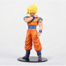 Figuras y Muñecos Manga: DRAGON BALL Z SON GOKU SUPER SAIYAN RESOLUTION OF SOLDIERS VOL1 . Lote 138328086