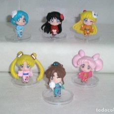 Figuras y Muñecos Manga: SAILOR MOON FIGURAS MUÑECOS PVC - NUEVO A ESTRENAR. Lote 139447090