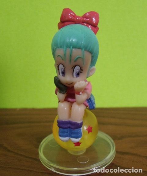 FIGURA GOMA PVC BULMA - DRAGON BALL Z (Juguetes - Figuras de Acción - Manga y Anime)