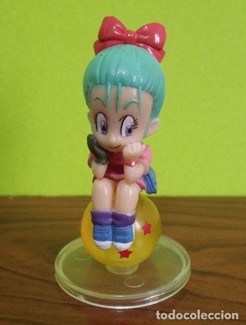Figuras y Muñecos Manga: Figura Goma PVC Bulma - Dragon Ball Z - Foto 2 - 139716970