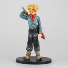 Figuras y Muñecos Manga: DRAGON BALL Z DXF THE SUPER WARRIORS TRUNKS VOL2 TORANKS PVC C. Lote 139753526