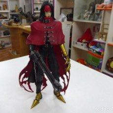 Figuras y Muñecos Manga - Figura articulada Final Fantasy VII advent children Vincent Valentine con arma Square Enix - 141928150