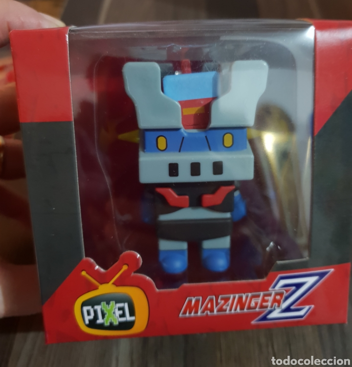 MAZINGER Z PIXEL (Juguetes - Figuras de Acción - Manga y Anime)