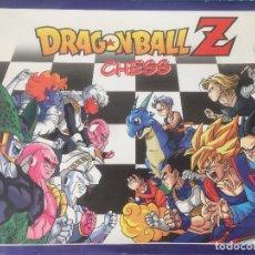 Figuras y Muñecos Manga: DRAGON BALL Z CHESS - AJEDREZ. Lote 145166202