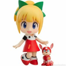 Figuras y Muñecos Manga: FIGURA ROLL MEGA MAN 11 NENDOROID GOOD SMILE NUEVO. Lote 146891205