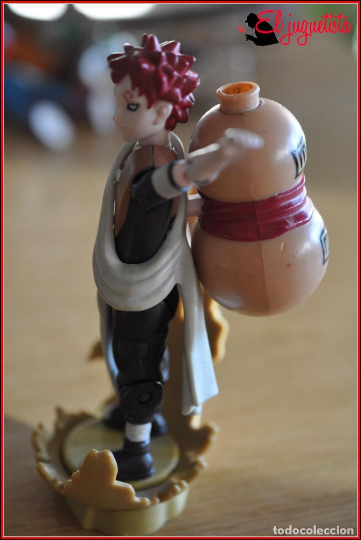 Figuras y Muñecos Manga: SJ 95 - MASASHI KISHIMOTO 2002 NARUTO - GAARA - Foto 2 - 147012330