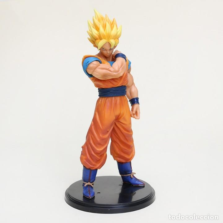 FIGURA GOKU DRAGON BALL RESOLUTION OF SOLDIERS (Juguetes - Figuras de Acción - Manga y Anime)