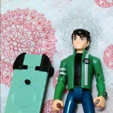 Figuras y Muñecos Manga: BEN 10: FIGURA BEN TENNYSON 10CM / JUGUETE, MUÑECO. Lote 147925682