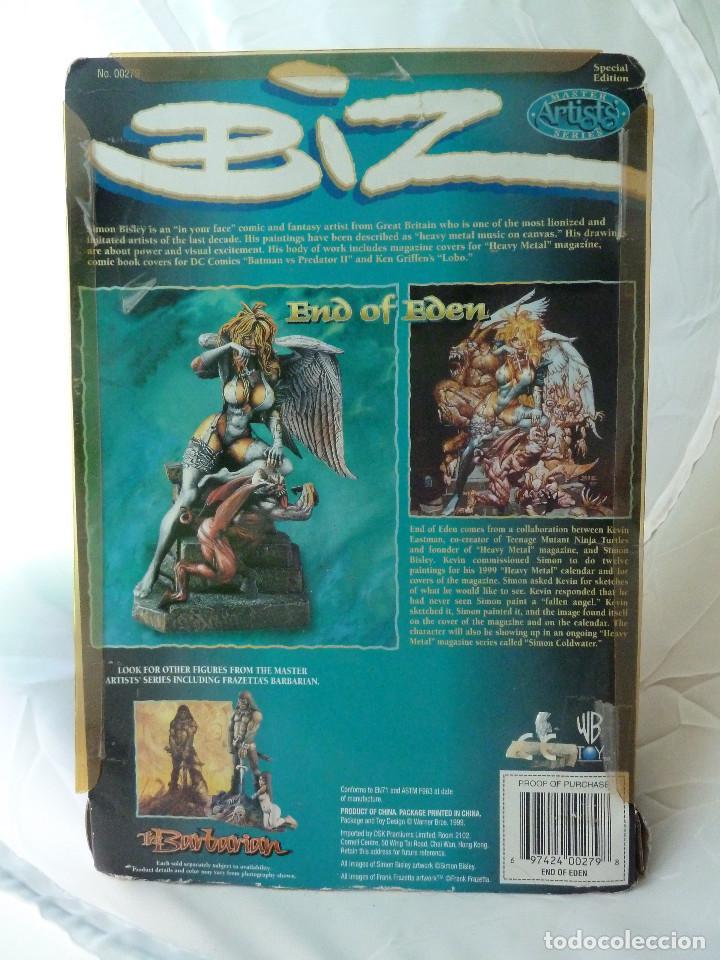 Figuras y Muñecos Manga: FIGURA END OF EDEN EDICION ESPECIAL BIZ ARTIST MASTER SERIES NUMERADA - Foto 3 - 148052158