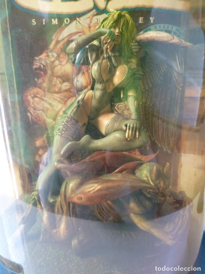 Figuras y Muñecos Manga: FIGURA END OF EDEN EDICION ESPECIAL BIZ ARTIST MASTER SERIES NUMERADA - Foto 7 - 148052158