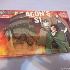 Figuras y Muñecos Manga: ONE PIECE GRAND SHIP COLLECTION DRAGON'S SHIP - BANDAI JAPAN 2013 MAQUETA BARCO FIGURA NUEVA DRAGONS. Lote 149865638