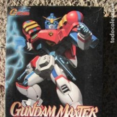 Figuras y Muñecos Manga: MAQUETA GUNDAM MAXTER ROBOT NEO-AMERICAN FIGHTER - HG.04 - BANDAI. Lote 151490026