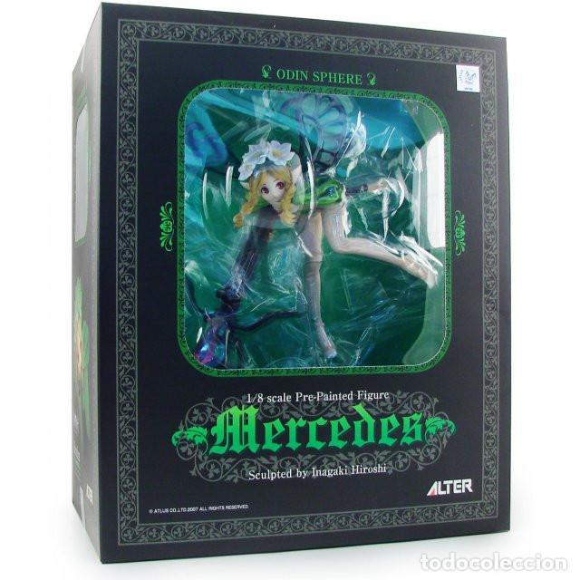 Figuras y Muñecos Manga: Odin Sphere: Mercedes PVC Figure 23 CM ALTER - Foto 3 - 152508710