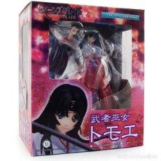 Figuras y Muñecos Manga - Queens Blade - Tomoe Pvc Figure 18 CM - Griffon Enterprises, ean 4582221152905 - 152605154