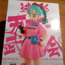 Figuras y Muñecos Manga: FIGURA MUÑECO DRAGONBALL BULMA BOLA DRAGON GOKU. Lote 154552454
