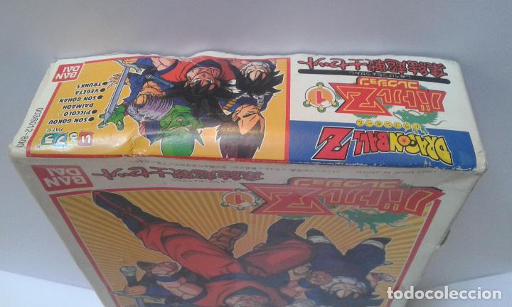Figuras y Muñecos Manga: Dragon Ball Z, caja Model Kit Set nº 1 (Bandai, 1992) más 8 figuras sets 1 y 2 - Foto 3 - 154763418