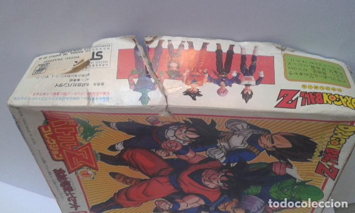 Figuras y Muñecos Manga: Dragon Ball Z, caja Model Kit Set nº 1 (Bandai, 1992) más 8 figuras sets 1 y 2 - Foto 4 - 154763418